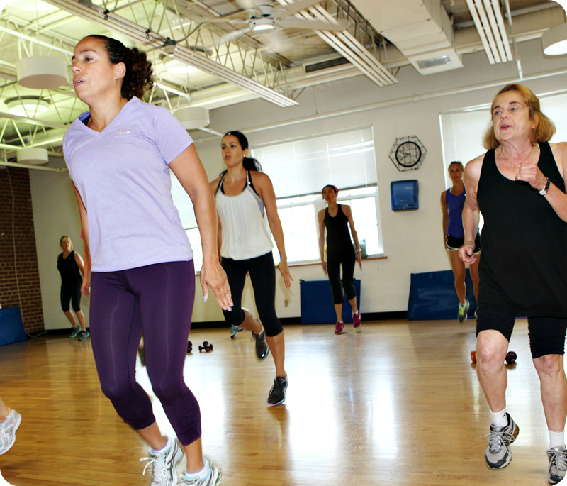 Group Exercise « Rye YMCA