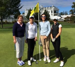 Lisa Murphy, Kristina Dorfman,  Patty Mosher and Kelly Mangan
