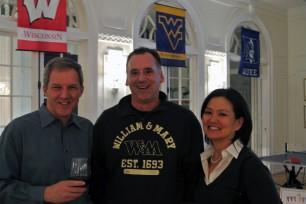 Chris Willis, Gregg Howells & Gail Willis