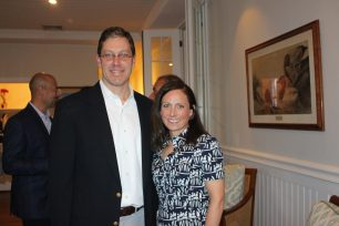 Doug DeStaebler and Laura Kelleher