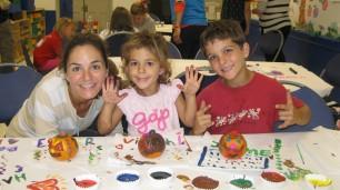 Esther Laudo, Virginia & Jamie LaTorre