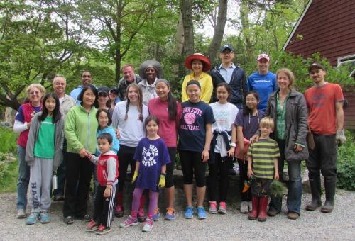 Group Photo at RNC May 2015