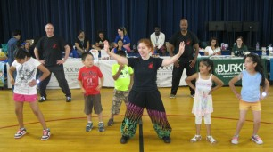 Tai Chi School of Westchester Physical Activity Demonstration