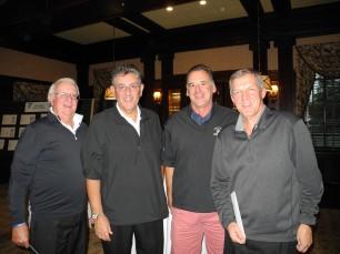 Jack Geoghegan, LarryDix, GreggHowells and ChrisWillis