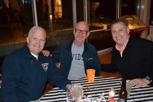 Kevin Tice, Jim Custer & Peter Bennett