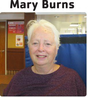 RYE Y STORY PROJECT: MARY B  « Rye YMCA