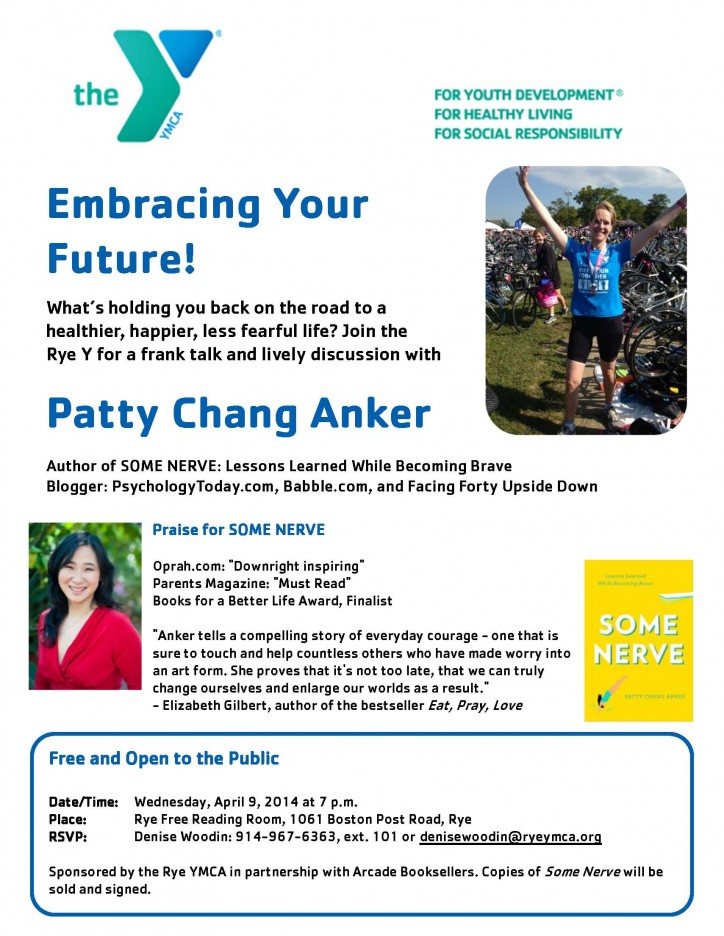 Patty Chang Anker flyer