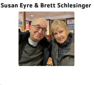 Susan and Brett