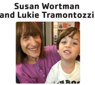 Susan and Lukie