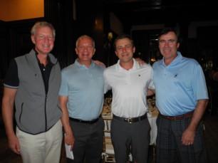 Tom Murphy, Jimmy DePiero, Phil Frank and James DePiero